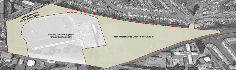 Image shows: a map of green roof development in Edinburgh