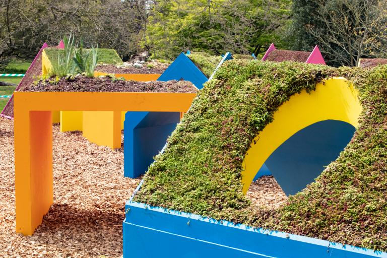 Royal Botanic Gardens Kew Green Roofs