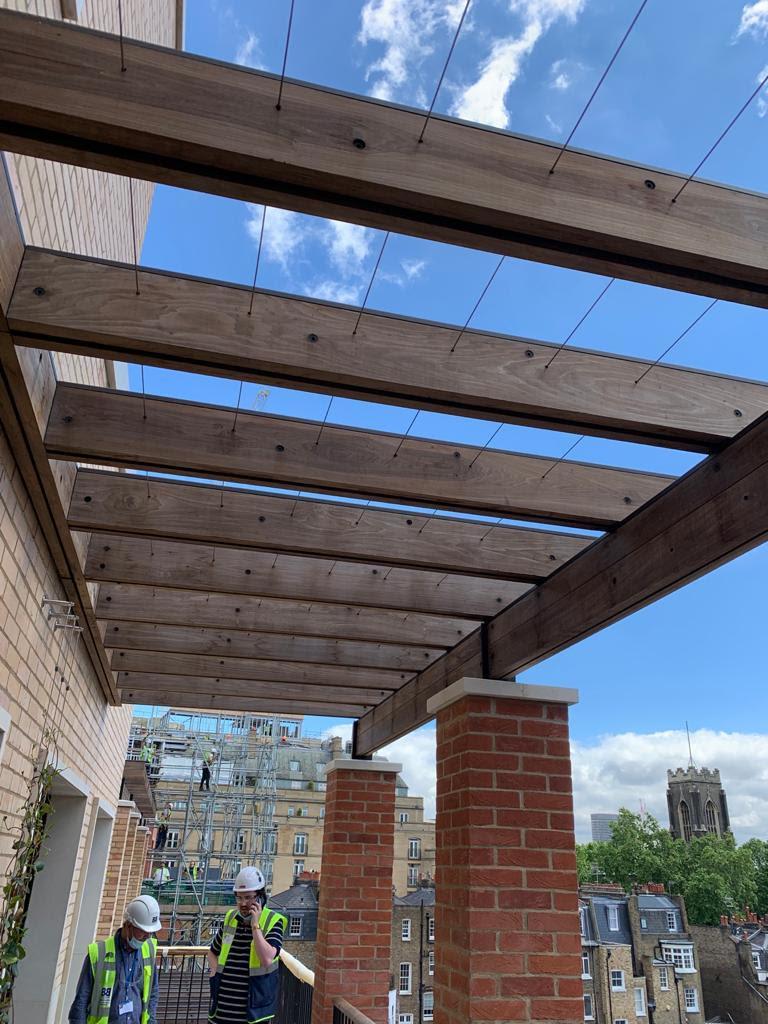 Stainless steel greening rope Knightsbridge