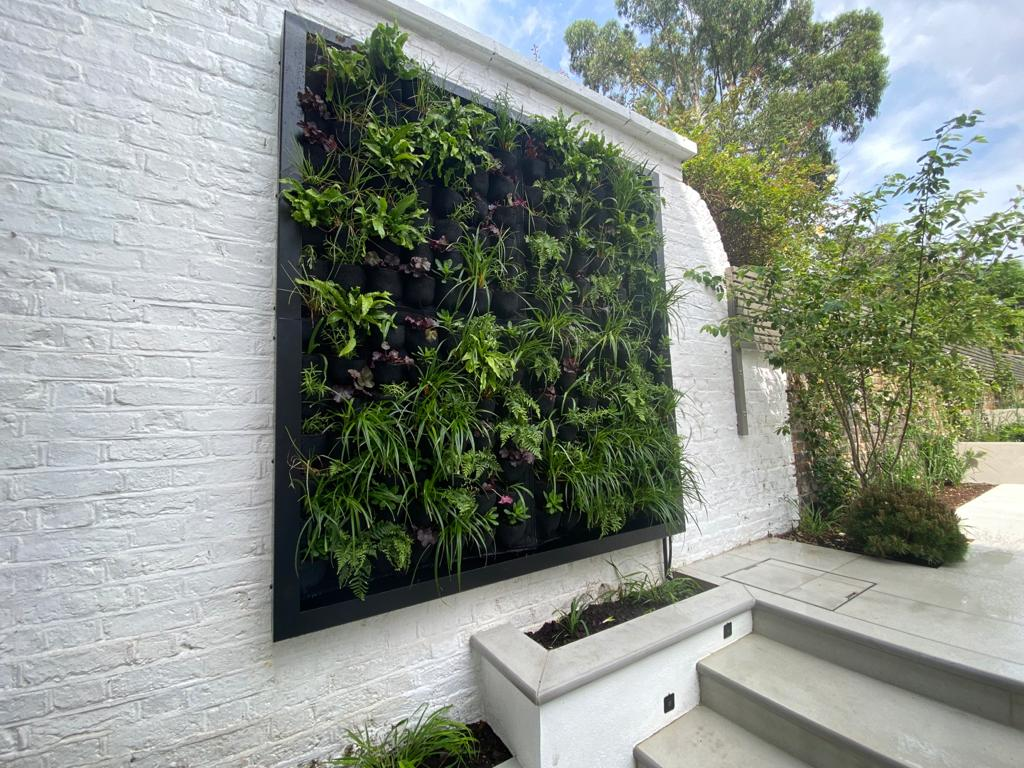 domestic fytotextile living wall